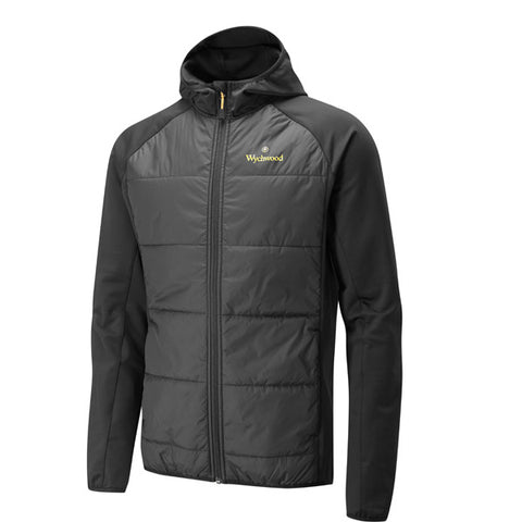Hybrid Jacket Black Medium