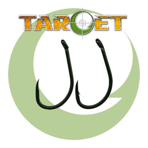 TARGET SPECI-STRAIGHT POINT HOOKS BARBED SIZE 10