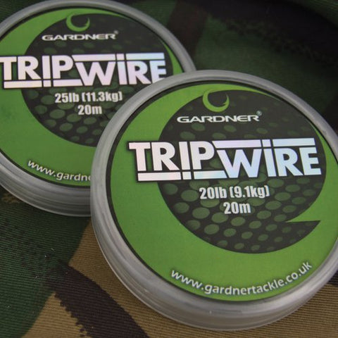 TRIP WIRE 25lb (11.3kg) 0.50mm CLEAR