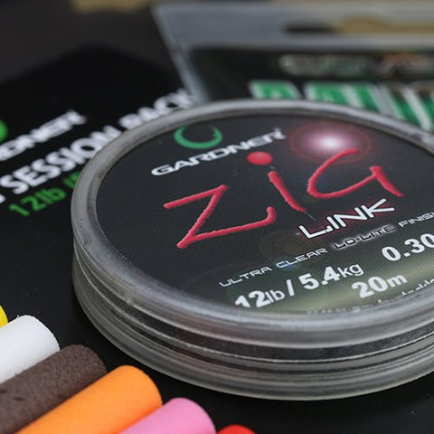 ZIG RIG SESSION PACK BARBLESS - 12lb (5.4kg)