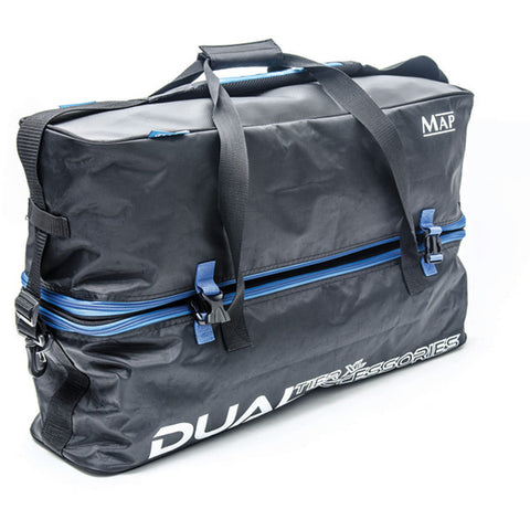 Dual Twin Tier Accessory Bag