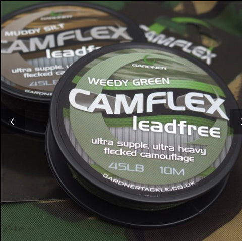 CAMFLEX LEADFREE 45Ib (20.4kg) MUDDY SILT