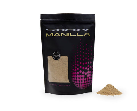 Sticky Baits Manilla Active Mix 900g Bag