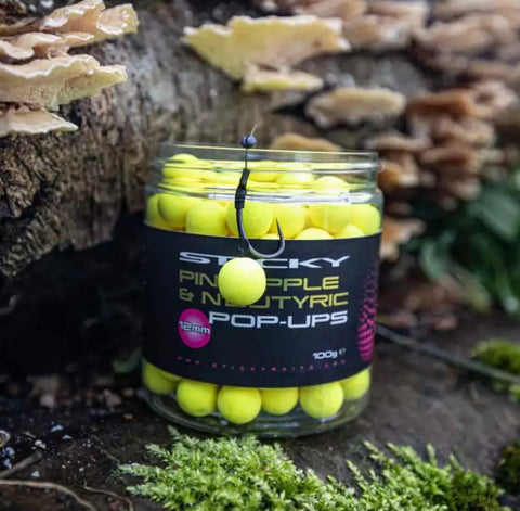 Pineapple & N'Butyric Pop-Ups 12mm