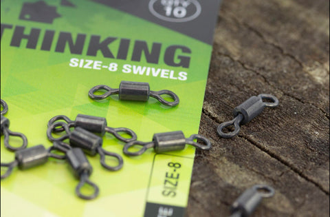 Thinking Anglers PTFE Size 8 Swivels