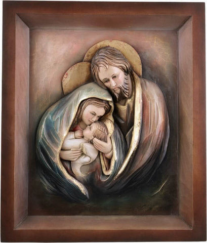 Holy Family - Hearth and Home - Frame (Model 10)-Viktor-Art