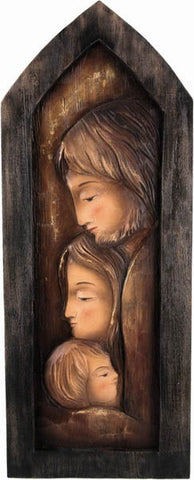 Holy Family - Hearth and Home - Window (Model 3)-Viktor-Art