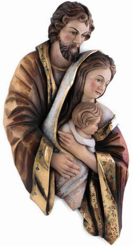 Holy Family - Hearth and Home - Embroidery (Model 11)-Viktor-Art