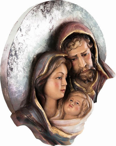 Holy Family - Hearth and Home - Moon (Model 8) - Silver leaf-Viktor-Art