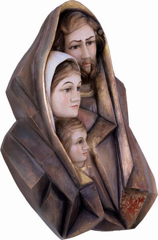 Holy Family - Hearth and Home - Travelling (Model 16)-Viktor-Art