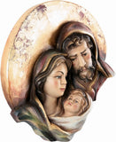 Holy Family - Hearth and Home - Moon (Model 8) - Gold leaf-Viktor-Art