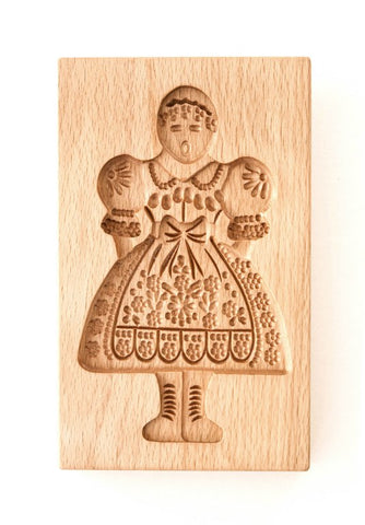 Gingerbread Form - Cookie mold (The Country Lady)-Viktor-Art