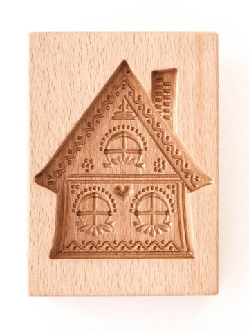 Gingerbread Form - Cookie mold (Hansel and Gretel House)-Viktor-Art