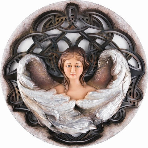Angel - The Harmony - Celtic background-Viktor-Art