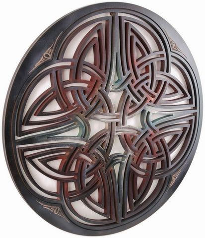 Wall Decor (Celtic Design 3), celtic, decor, Decoration, Handpainted, Wall Decor, wooden sculpture gift present Viktor-Art, Beautiful wall decor. Unique design. Hand painted and highly ennobled. Give your house a modern art touch! Decor is ideal for living rooms, bedrooms, meeting rooms. Excellent business meeting gift as well as occasional gift. Made in Poland. Wall Decor (Celtic Design 3) Dimensions: (59,5cm x 59,5cm x1,5cm) Material: MDF