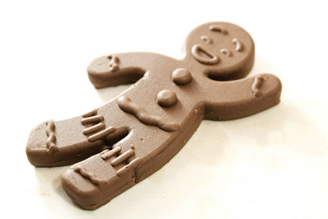 Gingerbread Form - Cookie mold (Gingy - Gingerbread Man Model - Hello!)-Viktor-Art