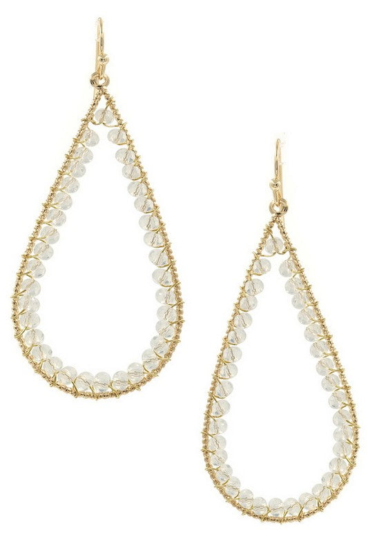 Casanova Drop Earrings - Fourth and Harper