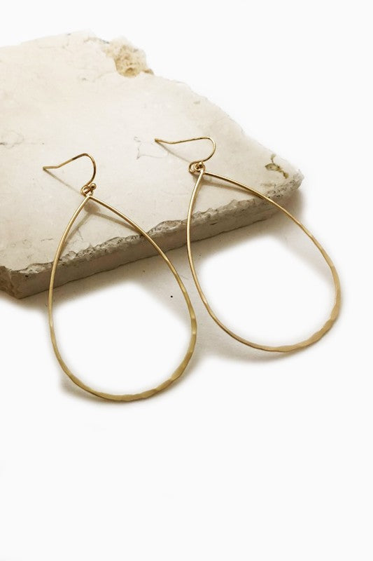 Isla Teardrop Earrings - Fourth and Harper