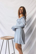 Ellie Bell Sleeve Dress - Fourth and Harper