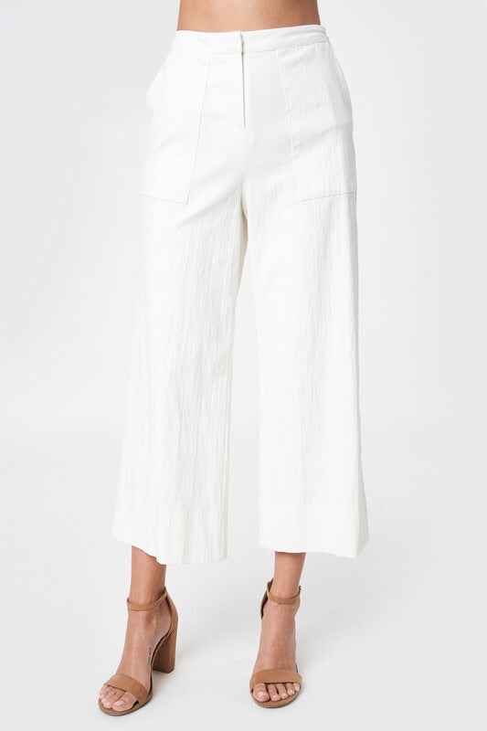 Ryann High Waisted Pant - Fourth and Harper