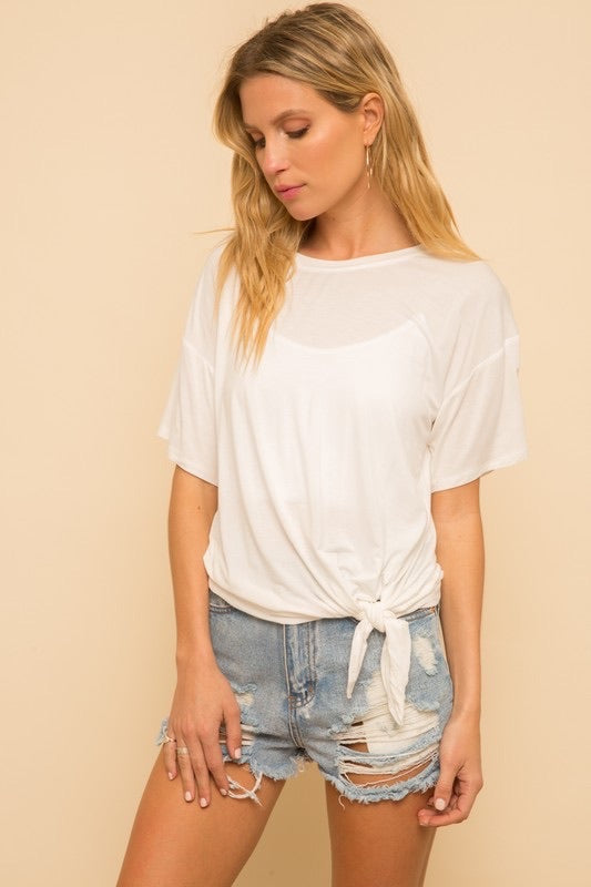 Lydia Casual Top