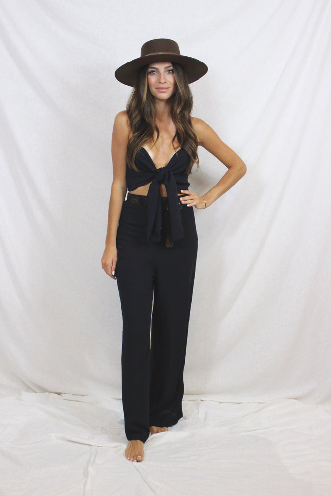 Forever Black Two-Piece - Fourth and Harper