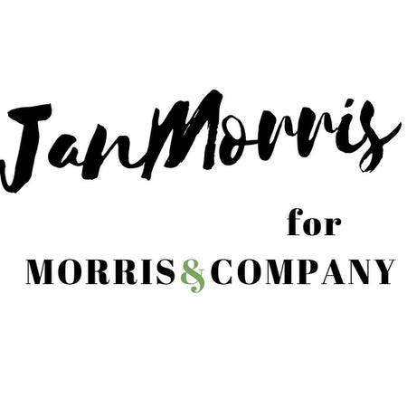 Jan Morris for Morris & Company