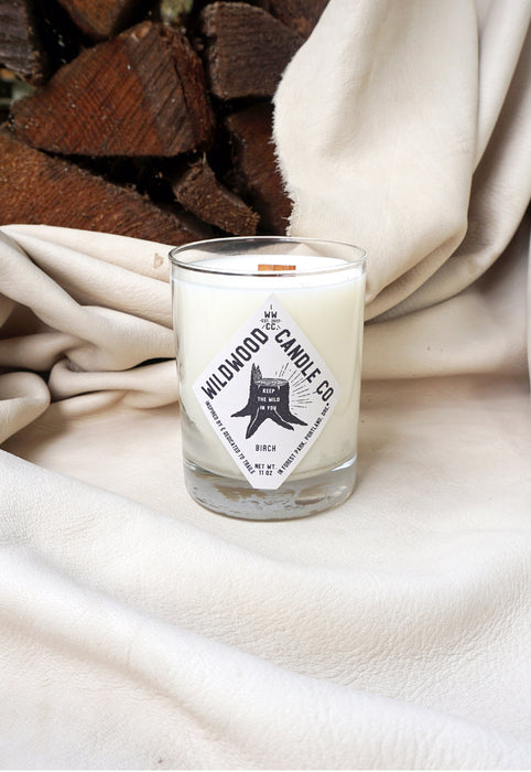 Idylwild Wildwood Candle Co. Birch Idylwildwoods