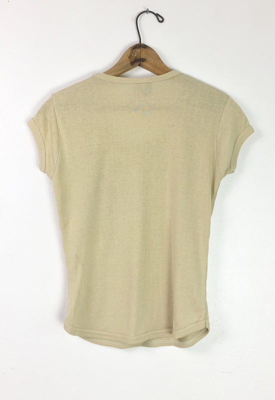 Crazy Soft Tan OP Vintage Surf Tee
