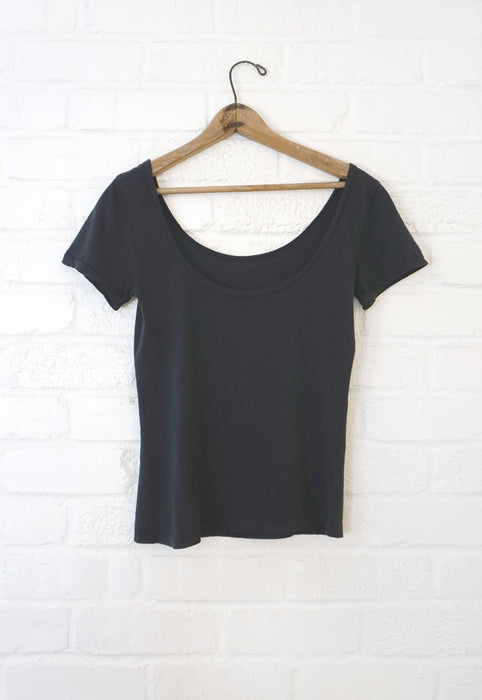 Idylwild Ballet Tee Washed Black