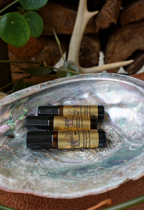Lavender Ylang Ylang Roll On Body Oil
