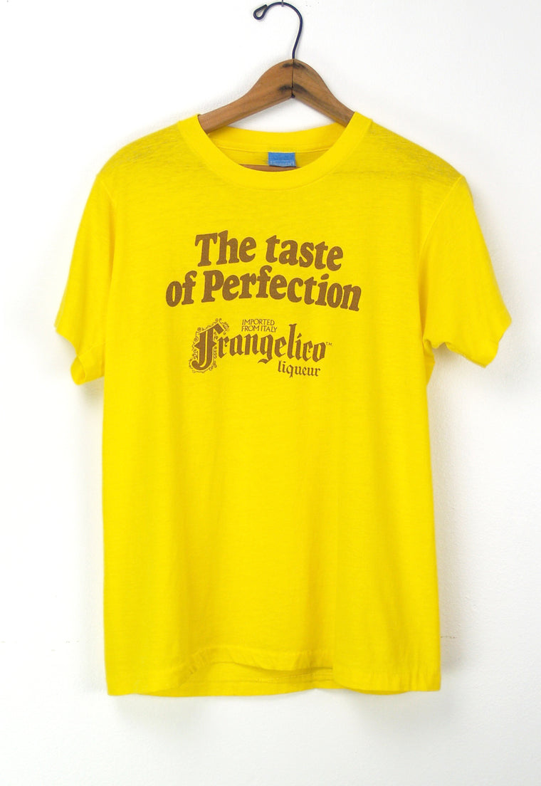 Taste of Perfection Vintage Frangelico Tee
