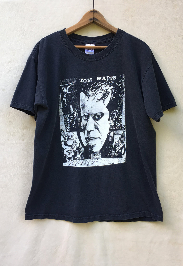 Super Soft 'Tom Waits' Tee