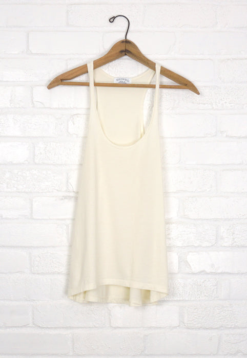 Whipped Cream Idylwild A-Line Tank