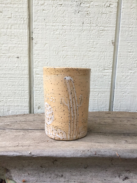 Speckle Desert Cup