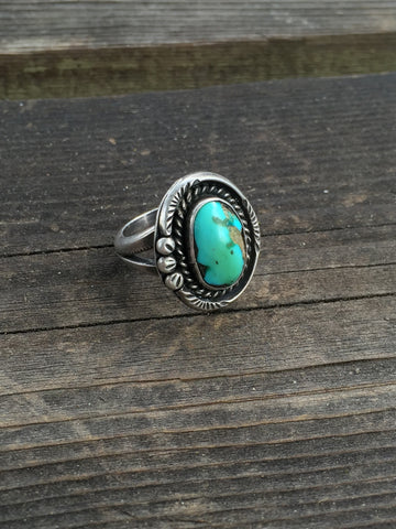 'Dylan' Native American Ring