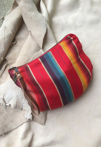 Jaya Moon 'ROSARITO' Clutch