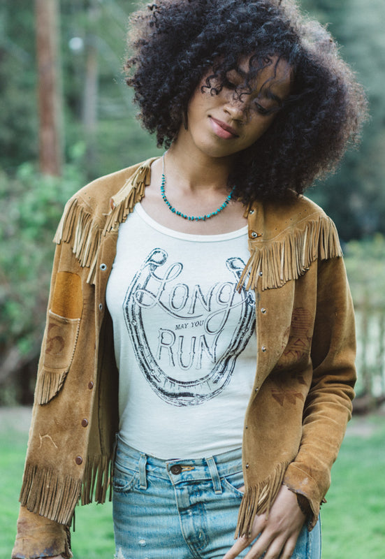 Long May You Run Folk Americana Idylwild Vintage 70s Tee