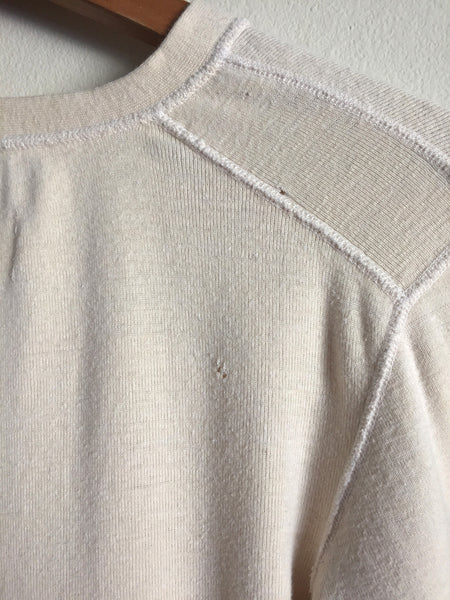 Vintage 1977 US Army Cotton/Wool Thermal