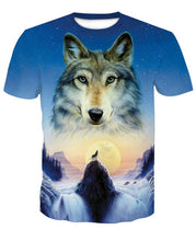 Load image into Gallery viewer, Wolf T Shirt