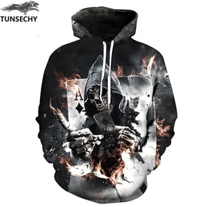Wolf Printed Hoodies Men 3d Hoodies Brand Sweatshirts Boy Jackets Quality Pullover Fashion Tracksuits Animal Streetwear Out Coat
