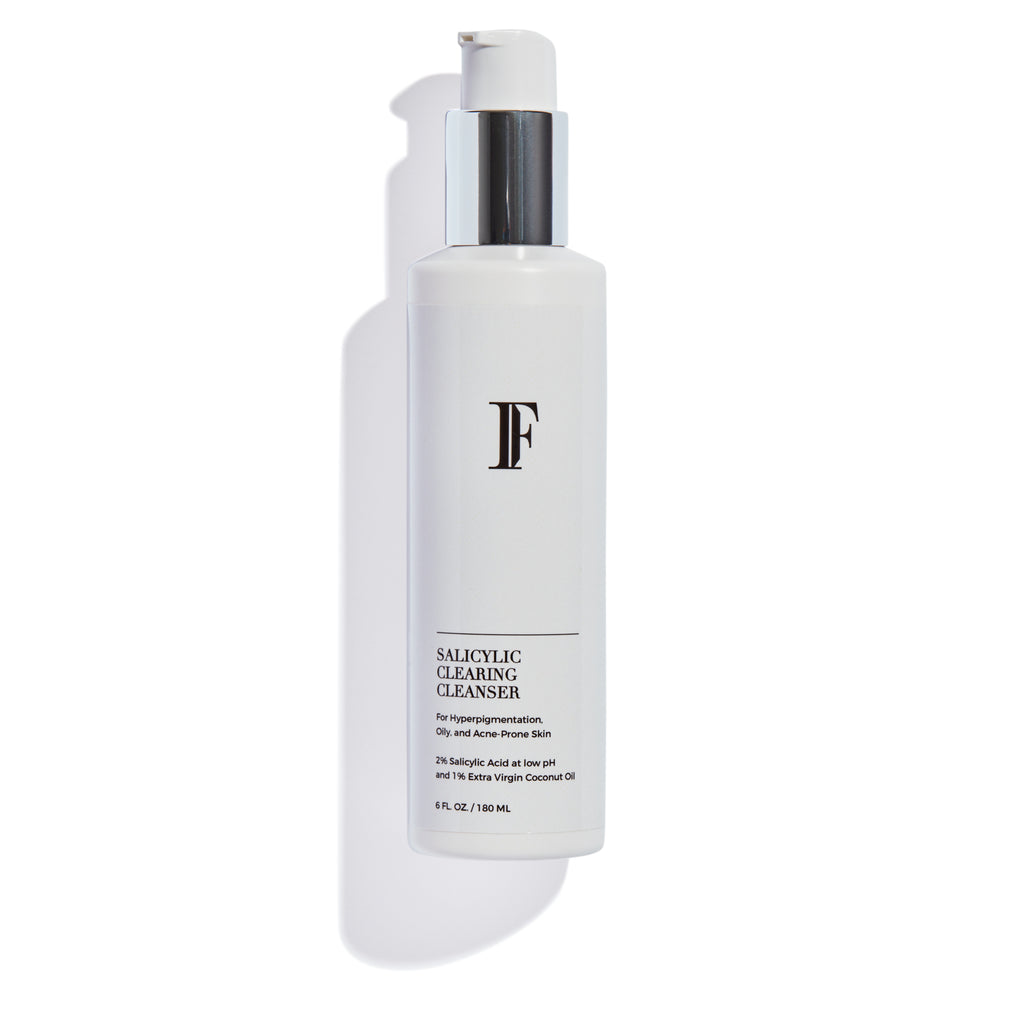 Salicylic Clearing Cleanser