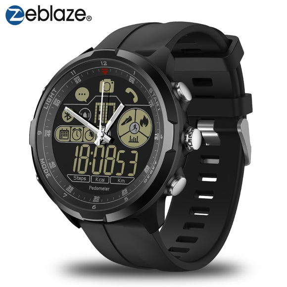 ZEBLAZE VIBE 4 HYBRID Rugged Smartwatch