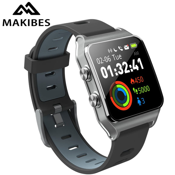 Strava Makibes BR3 Men GPS Smart watches