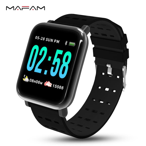 MAFAM A6 Smart Watch Men Women