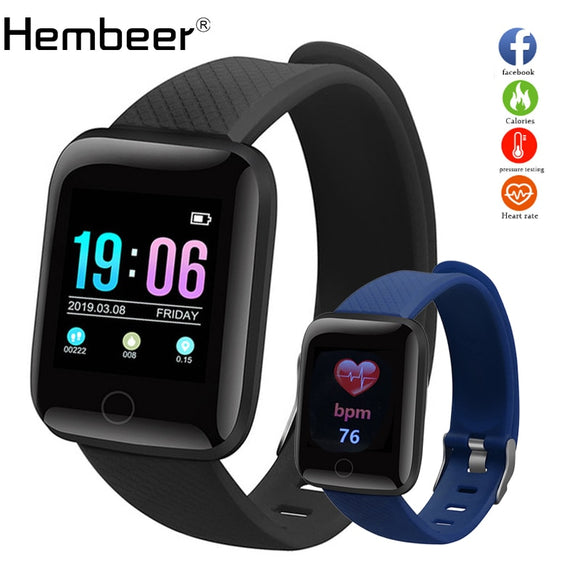Hembeer D13 Smart Watch Men Women
