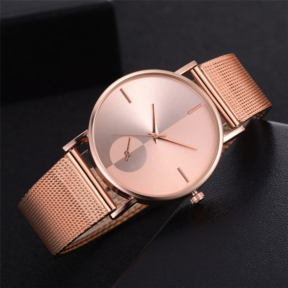Fashion Brand Watch Women