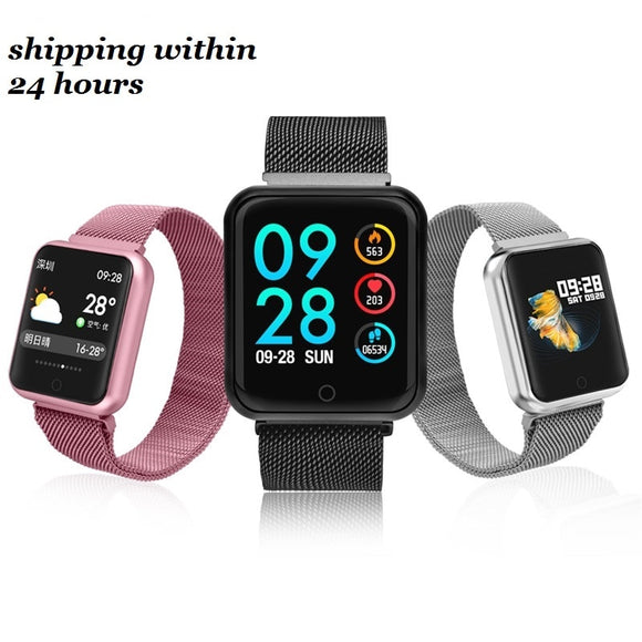 P68 Smart Watch Men Women 2019