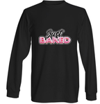 JUSTBAKED - LOGO LONG SLEEVE
