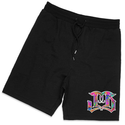 JB RAINBOW - STADIUM SHORTS